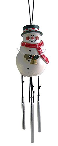 TCI HOLIDAY COLLECTION - Snowman Chimes