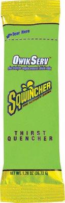 Sqwincher 1.26 Ounce Qwik Serve Powder Concentrate Lemon Lime Electrolyte Dri...