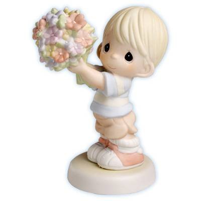 Precious Wedding Favors Moments (Precious Moments Best Man Figurine)
