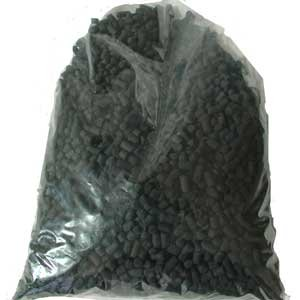 Premium Bulk Activated Carbon 55 Lb. Sack 4 mm Pellet