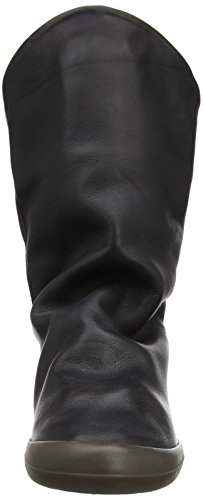 Black Black Boots Softinos Frances Women's qwSv7