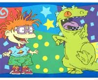 (Nickelodeon Rugrats For Boys - Wallpaper Border)