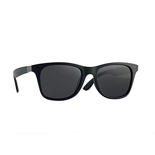 Men's Polarized Sunglasses Classic Box Sunglasses Men's Sunglasses]()