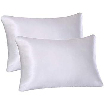Amazon Com Silk Pillowcase 100 Nature Mulberry Floral