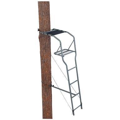 SAMRWX2-653394.115 * Ameristep 15' Ladder Tree Stand