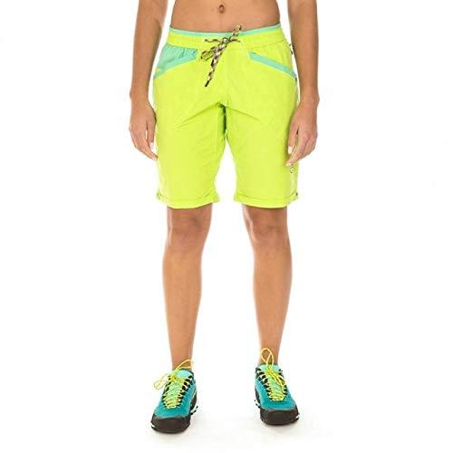 La Sportiva Nirvana Short - Women's, Apple Green/Jade Green, Small, I56-705704-S by La Sportiva