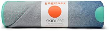 yogitoes Yoga Mat Towel, Multicolor