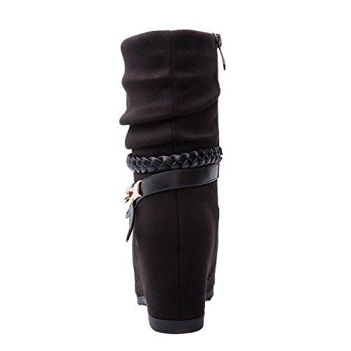 Boots Win KadiMayaOS05 Women's Black Global gqxXTaApTw