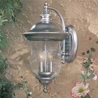 Minka Lavery Outdoor Wall Sconce Stainless Steel 8573-04