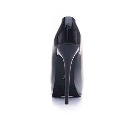 quality design 08a43 27323 Yan Shallow Dress Shoes Mouth Stiletto Scarpe Da Tacchi Formal B Party Donna  Moda Wedding Evening ...