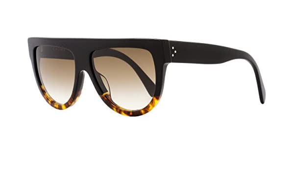 Gafas de Sol Céline CL 41026/S SHADOW BLACK SHADED HAVANA ...