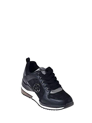 Mujeres Lac12 Fl5jar Guess Zapatos Negro wBnvvxq