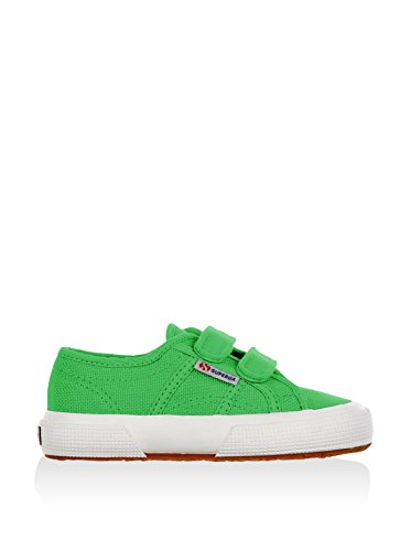 2750 Jvel island Green Superga Sneakers F66 Mixte Enfant Classic Vert Basses aCd4q5Zw