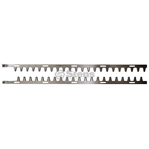 Hedge Trimmer Blade Set (Stens 395-413 Little Wonder 30-2/30-1 Silver Streak Hedge Trimmer Blade Set)