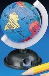 Mini Globe Sharpener- Set of (5)