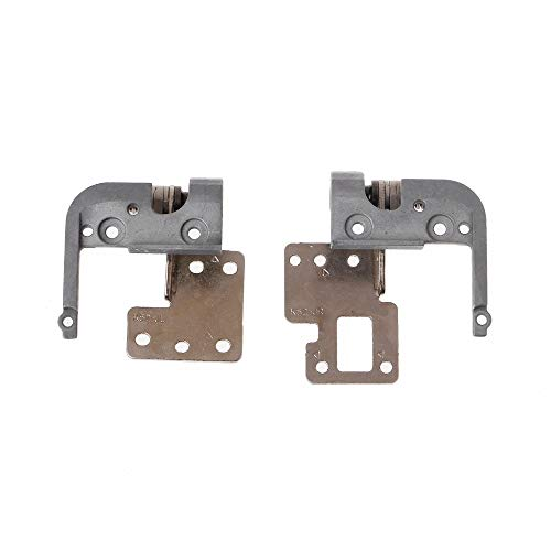 HEASEN 1 Pair Laptop LCD Display Left & Right Hinges for ASUS K52D K52 K52J K52F X52J X52F A52J Replacement Parts