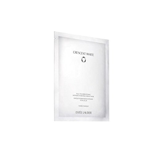 Estée Lauder Crescent White Sheet Mask (25ml) (Pack of 6)
