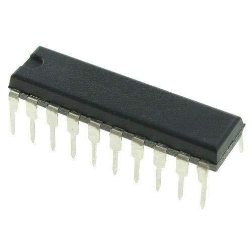 Digital Signal Processors amp; Controllers - DSP, DSC 16b Mtr Ctrl 16MIPS 16KB FL 1KB RAM - Pack of 10 (dsPIC33FJ16MC101-I/P)