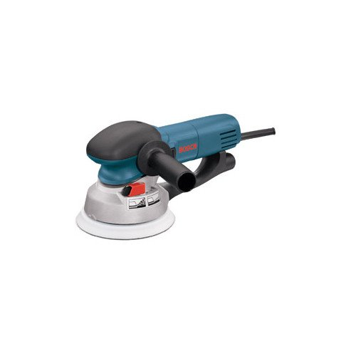 Bosch 1250DEVS-RT 6.5 Amp 6-Inch Random Orbit Sander with Vacuum Port (Certified Refurbished)
