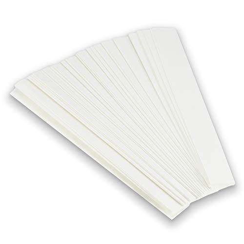 100 Chromatography Paper Strips - Highest Quality