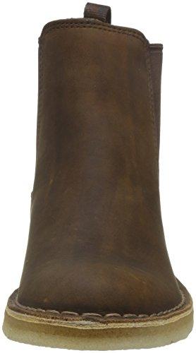 W Peak Clarks Stiefel Desert Brown 6HEqEn