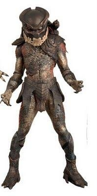 NECA Predators 2010 Movie Series 1 Action Figure Berserker Predator by Predators