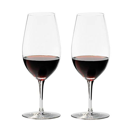 (Riedel Sommeliers 8.75 Ounce Vintage Port Wine Glass, Set of 2)