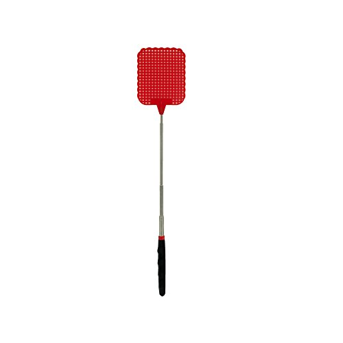 123-Wholesale - Set of 48 Extendable Fly Swatter - Household Supplies Pest Control by 123-Wholesale