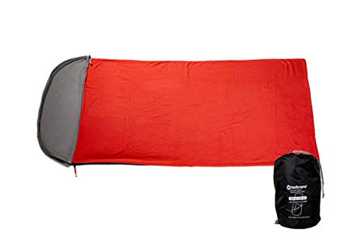 Hotcore Thermal Fleece Sleeping Bag Liners Fleece Blanket - Rectangular by Hotcore