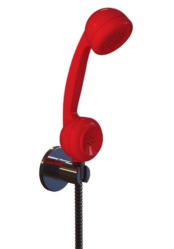 Telefonhörer Dusch Handbrause