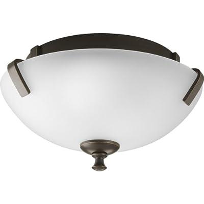Progress Lighting P3290-09 2-Light Close-To-Ceiling Fixture