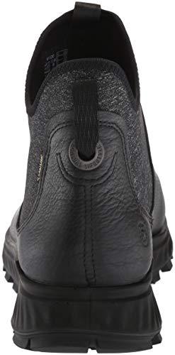 ECCO Gore Exostrike Ankle Boot Black Women's Tex wwgPpC7xq
