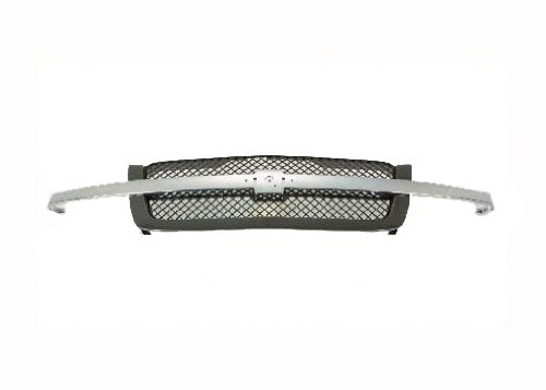 03-07 Chevy Silverado Pick Up Truck Front Grille Car Chrome New
