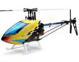 450 flybarless - 9