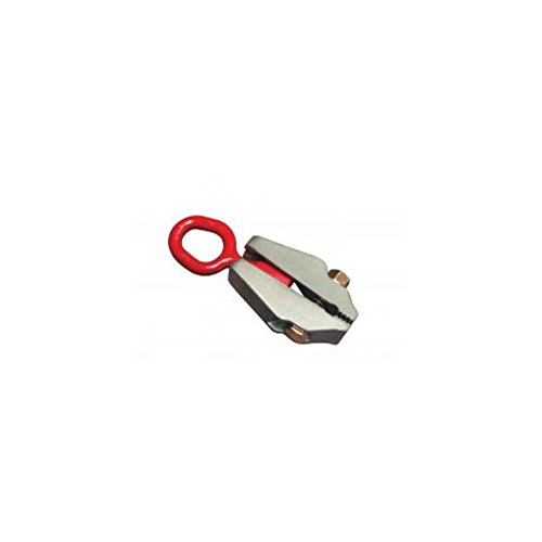 Pull-It Corp - Red Jr 1-5/8Thin Nose Clamp - For Alum - Pu0300R - Alum Clamp