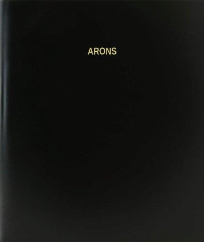 BookFactory® Arons Log Book / Journal / Logbook - 120 Page, 8.5