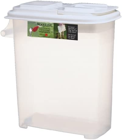 Woodlink SC32QT Storage Container, 32 Quarts