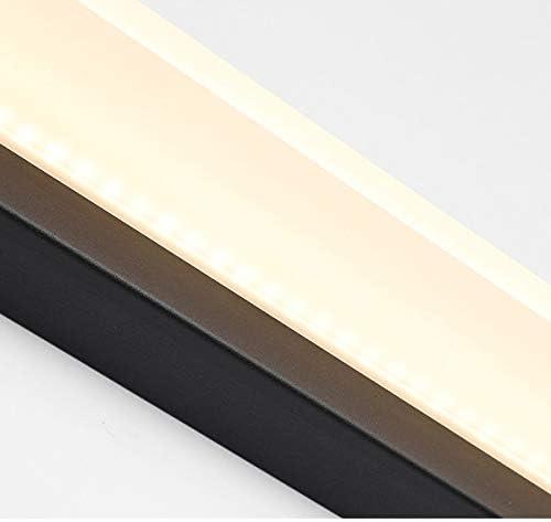 Bad Eitelkeit Lichter Moderne Einfache Make-Up Wandleuchte LED Wandleuchte Spiegel Licht Bild Frontleuchte Cool White Light 66 cm