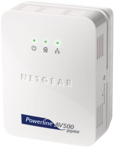 Netgear XAV5001 Powerline Network Adapter (XAV5001) by NETGEAR (Image #1)'