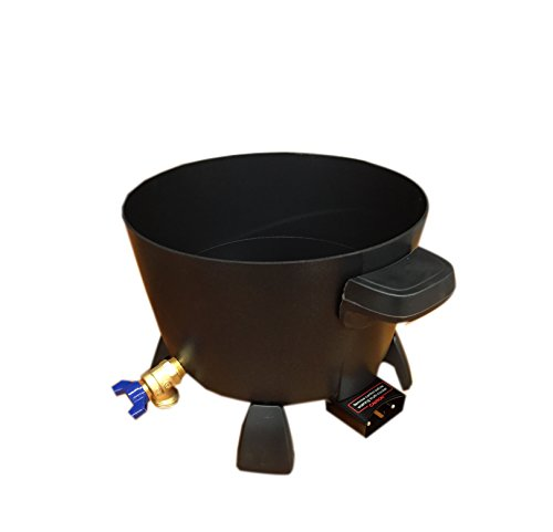 Large Presto Wax Melter 60% Bigger Than Others For Soy Candle Making & Paraffin by Soy Lite Candle Supplies