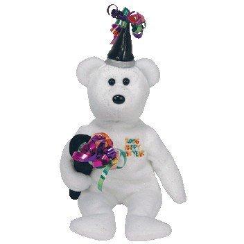 TY Beanie Baby - NEW YEAR the New Years Bear ()