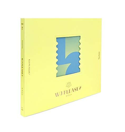 Starship Entertainment WJSN Cosmic Girls - WJ Please? [αγυρτης Yellow ver.] (5th Mini Album) CD+Photobook+Photocard+Postcard+Folded Poster+Extra Photocards Set]()