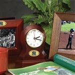 The Memory Company MLB New York Yankees Official Desk Clock, Multicolor, One Size