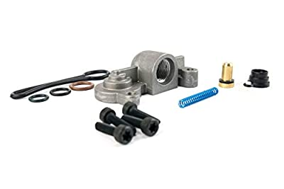 6.0 Blue Spring Kit Upgrade - Fuel Regulator Kit - Fits Ford Blue Spring Kit 6.0 Powerstroke F250, F350, F450, F550 2003, 2004, 2005, 2006, 2007- Replaces 3C3Z-9T517-AG, 3C3Z9T517AG