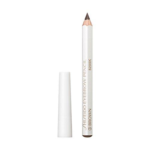 Shiseido Eyebrow Pencil Brown, 1 Ounce (Best Japanese Eyebrow Pencil)