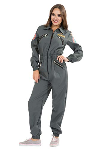 Ellen Ripley - Alien Fancy Dress Costume]()