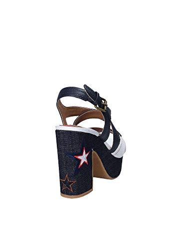 Zeppa Sandalo Wl181650 Bianco Wrangler Donna wqCE6YxU5g