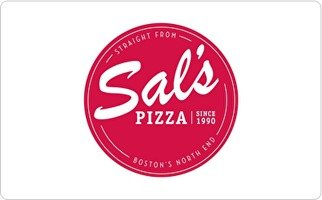 Sal's Pizza Gift Card ($20) - Ca Stores In Concord