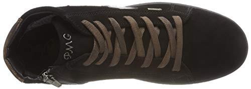 nero 33 Primigi Fille Hautes 23802 Phogt Noir Baskets UwUz4Cq