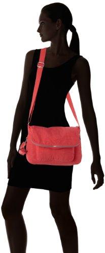 Women's Coral Shoulder Black Pink Bag Garan Kipling 7qAdYY